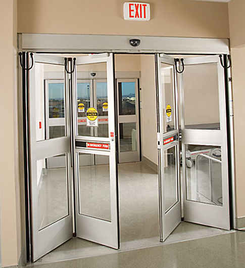 Automatic door repair and service new england