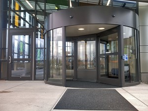 Revolving Door - Children's Hospital North - Peabody, MA