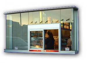Automatic Door Repair New England - Drive Through Windows