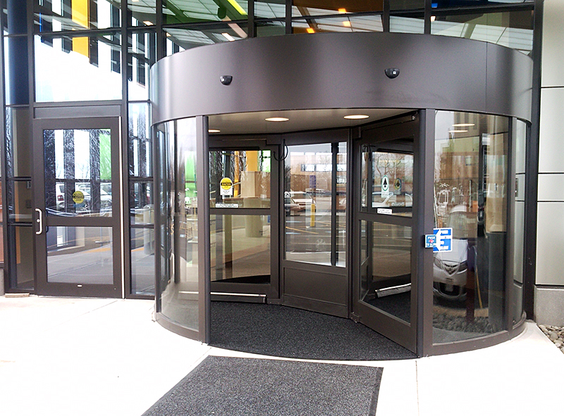 Revolving Door - Children's Hospital North - Peabody, MA